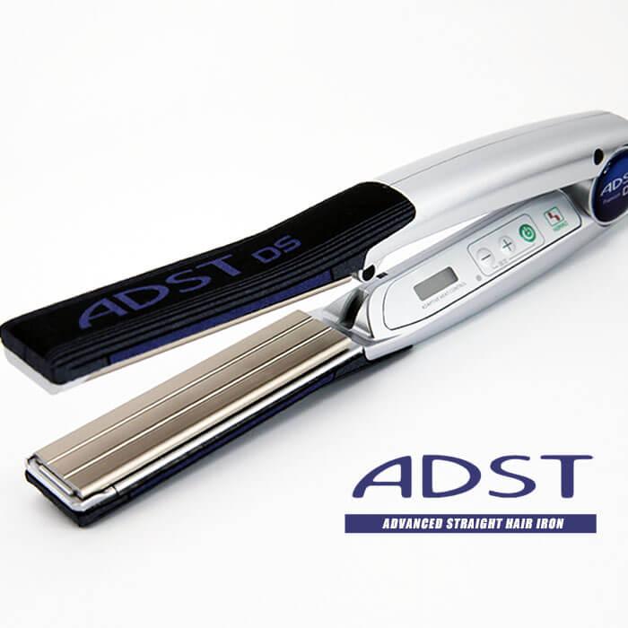 ADST Premium DS ストレートアイロン(シルバー)|ADST アドスト