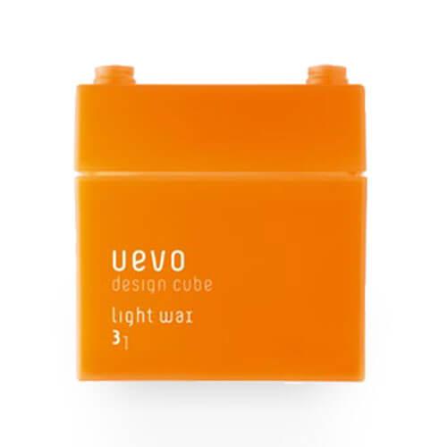 デザインキューブ ライトワックス|Uevo ウェーボ