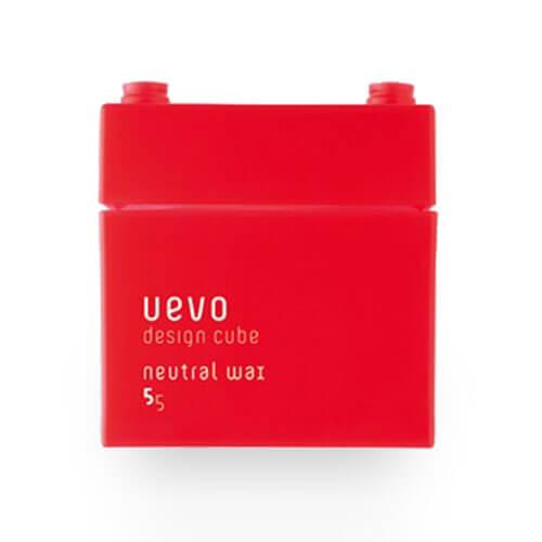 デザインキューブ ニュートラルワックス|Uevo ウェーボ