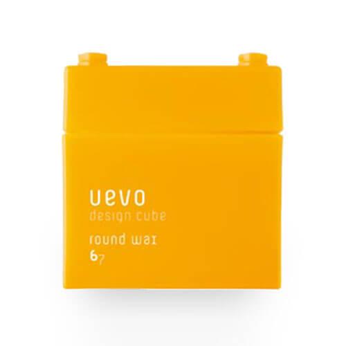 デザインキューブ ラウンドワックス|Uevo ウェーボ