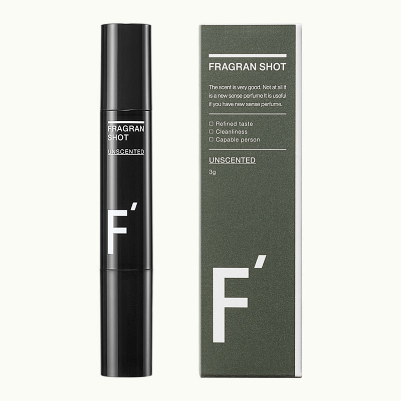 フレグランショット (無香料) |F' エフダッシュ