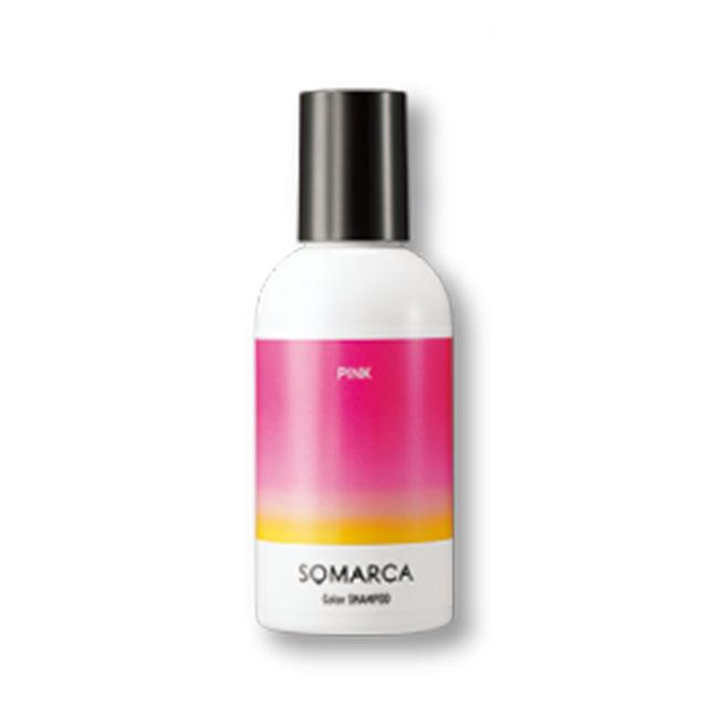カラーシャンプー(ピンク) SOMARCA(ソマルカ)